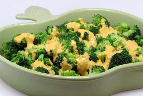 """Resultado de imagen para """"Brócoli con salsa de queso"""""""